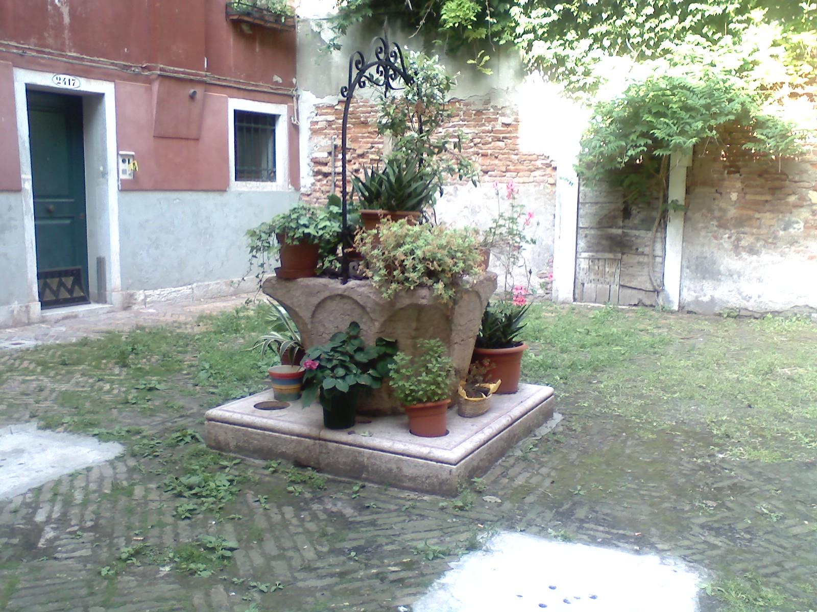 Los Pozos De Venecia A Proposito